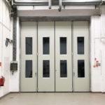 torverk vikport grå garage
