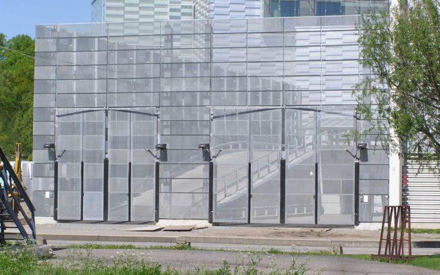 vikgrind – bild på T-Gate