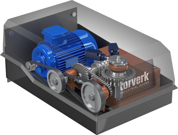 torverk motorspel industriportar