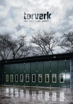 Torverk industrial doors Broschyr