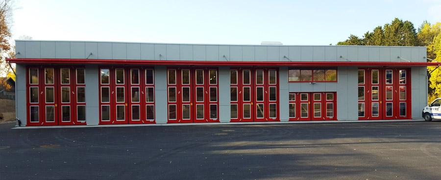Nytt samarbete mellan Garageportexperten och Torverk Industrial Doors