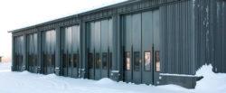 Torverk installerar 46 eldrivna vikportar till Sveriges största räddningsstation